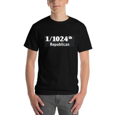 1024th Republican Political T-Shirt - Humor Gift