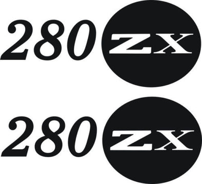 280ZX Decal Set Fits Nissan