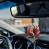 Sexy Woman In Car Air Freshener - 3 Pack - Choice of 13 Scents