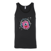Music Monster Canvas Unisex Tank