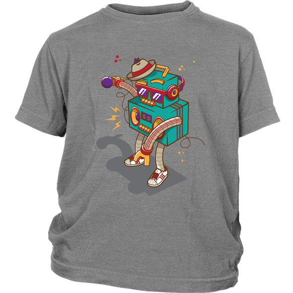 DJ Robot Youth T-Shirt
