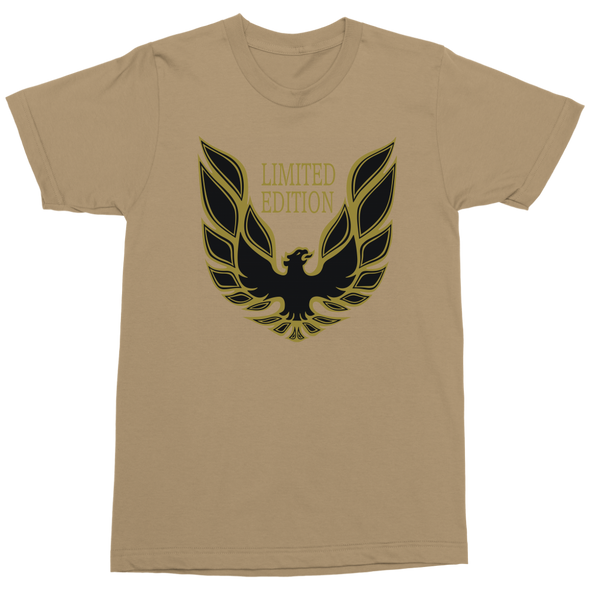 Trans Am Limited Edition Short & Long Sleeved Shirts ~ Sand - Military Approved Colors!
