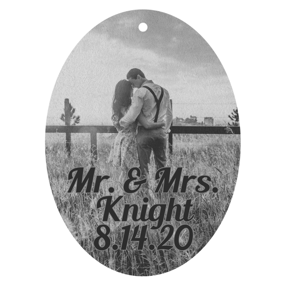 personalized air fresheners wedding gifts