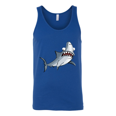 Shark Mens Canvas Unisex Tank - Multiple Sizes & Colors