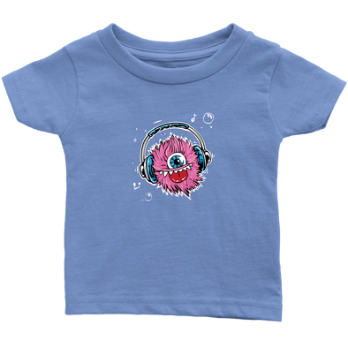 Music Monster Infant T-Shirt