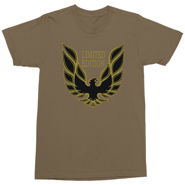 Trans Am Limited Edition Short & Long Sleeved Shirts ~ Tan 499 - Military Approved Colors!