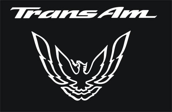 White Rear Tail Light Graphic Decal Fits 1993-97 Pontiac Firebird Trans Am #transam