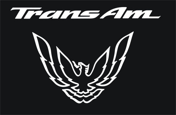 White Rear Tail Light Decal Fits Pontiac Trans Am Firebird Formula - 1993 to 1997 Style Bird