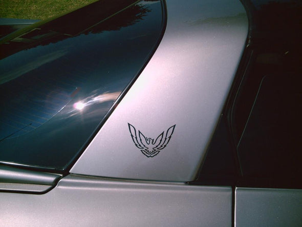Sail Panel Eagle Decals Fits Firebird Trans Am Formula 93-97