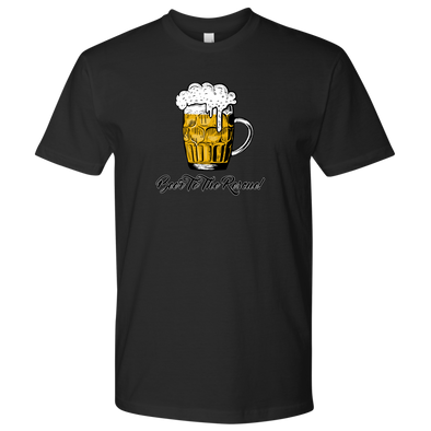 Beer To The Rescue Mens Next Level Short Sleeve T-Shirt