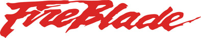 "Honda RR ""Fireblade"" Fairing Decal Set"