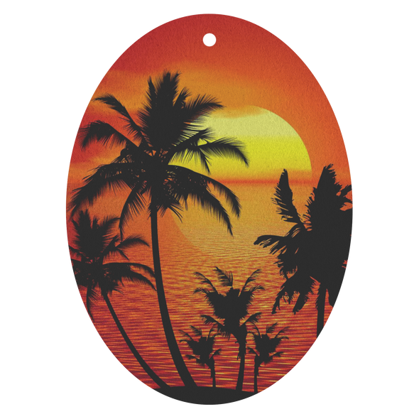 Tropical Sunset Lovers Island Breeze Air Freshener - 3 Pack - Choice of 13 Scents