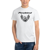 Custom Pontiac Firebird Tribal Screaming Chicken T-Shirt - White Short Sleeve