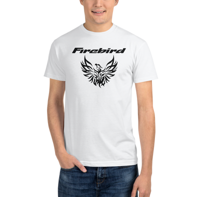 Pontiac Firebird Tribal Design T Shirt 100 % Cotton