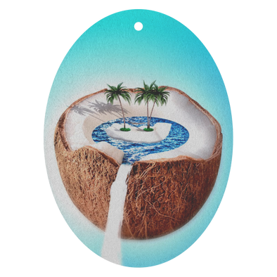 Coconut Lovers Air Freshener - 3 Pack - Choice of 13 Scents