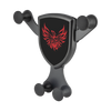 wireless cell phone car charger gravitis custom graphics trans am screaming chicken firebird phoenix rising