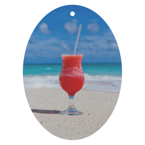 Cocktail On The Beach Air Freshener - 3 Pack - 13 Scents To Choose From