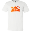 Key West Florida T-shirt - Canvas Mens Shirt Multiple Color & Size Options