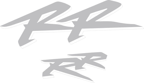 Honda RR Large Fairing Decal Set