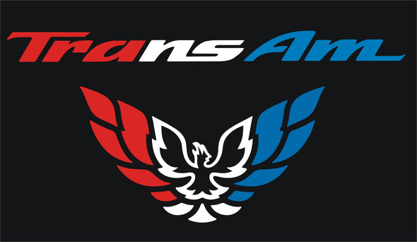 Limited Edition Custom Patriotic Red White & Blue Tail Light Filler Decal Fits Pontiac Trans Am 1998-02 #patriot
