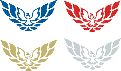 Sail Panel Eagle Decals Fits Pontiac Firebird Trans Am Formula 98-02
