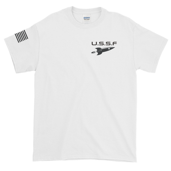 United States Space Force Make Space Great Again T-Shirt Long or Short Sleeve
