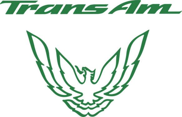 Green Rear Tail Light Graphic Decal Fits 1993-97 Pontiac Firebird Trans Am #transam