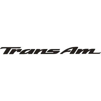 Pontiac Trans AM Decals Set of 2