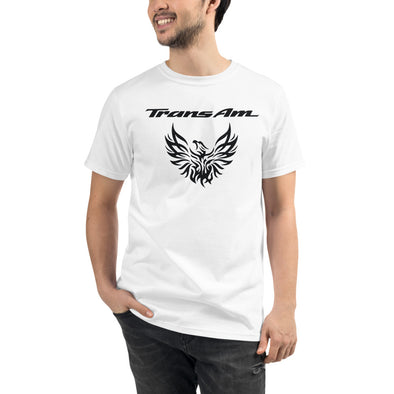 Pontiac Trans Am Tribal Design T Shirt 100 % Cotton