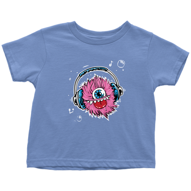 Music Monster Toddler T-Shirt