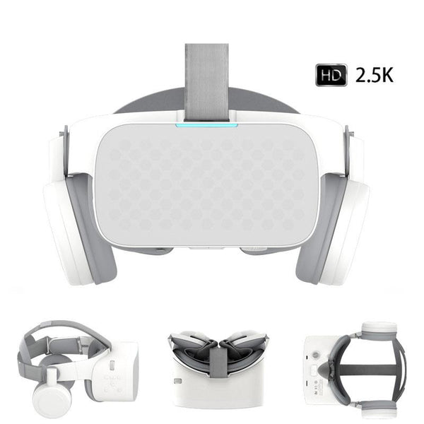 HD 3D Glasses Movie Game All in One VR Virtual Reality Glasses Bluetooth Headset