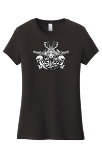 LucyFurr Ladies Logo Tee