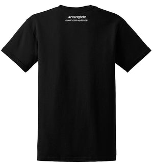 NyteTide 6.1oz 100% Cotton Logo T-Shirt