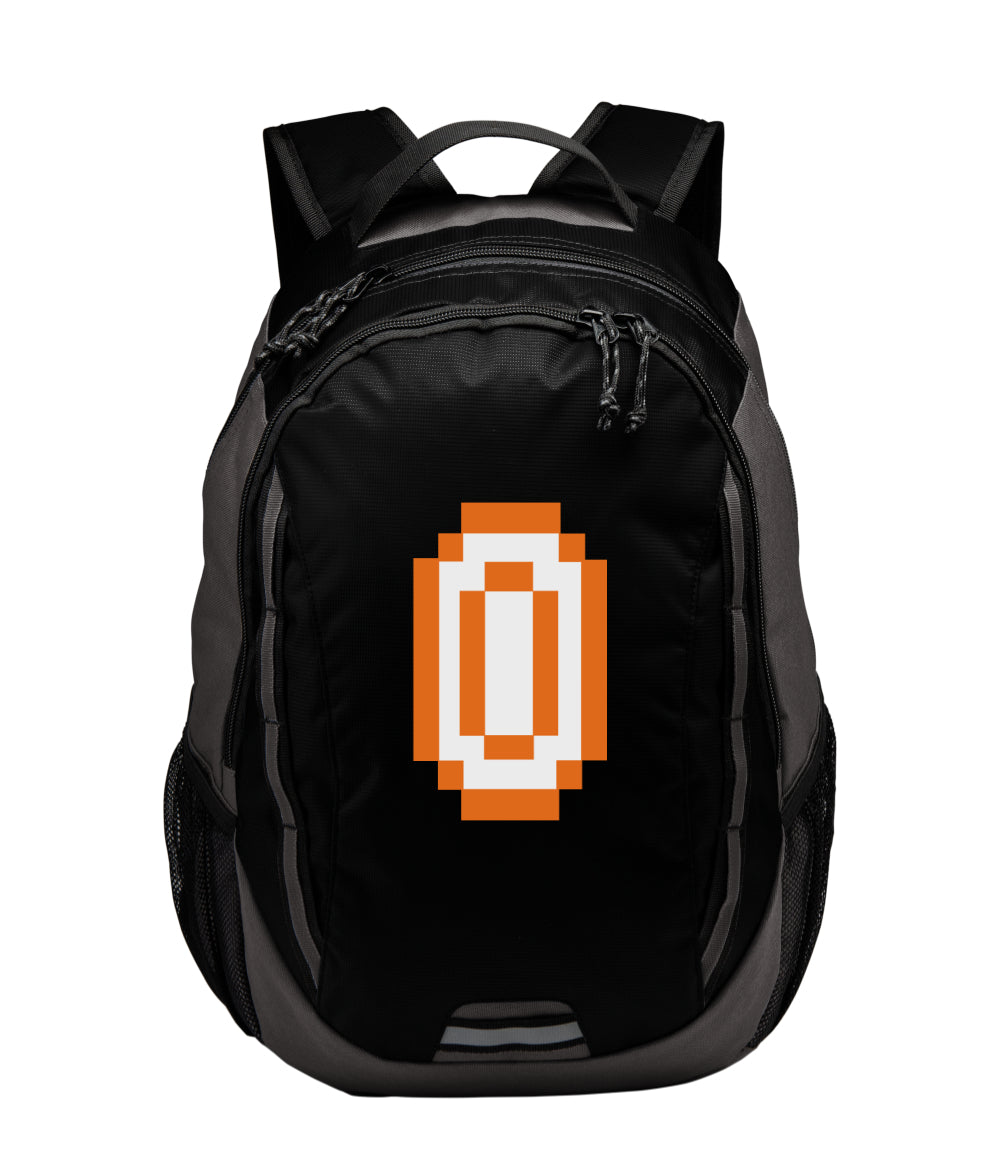 ICT Embroidered Classic ICT Coin Backpack