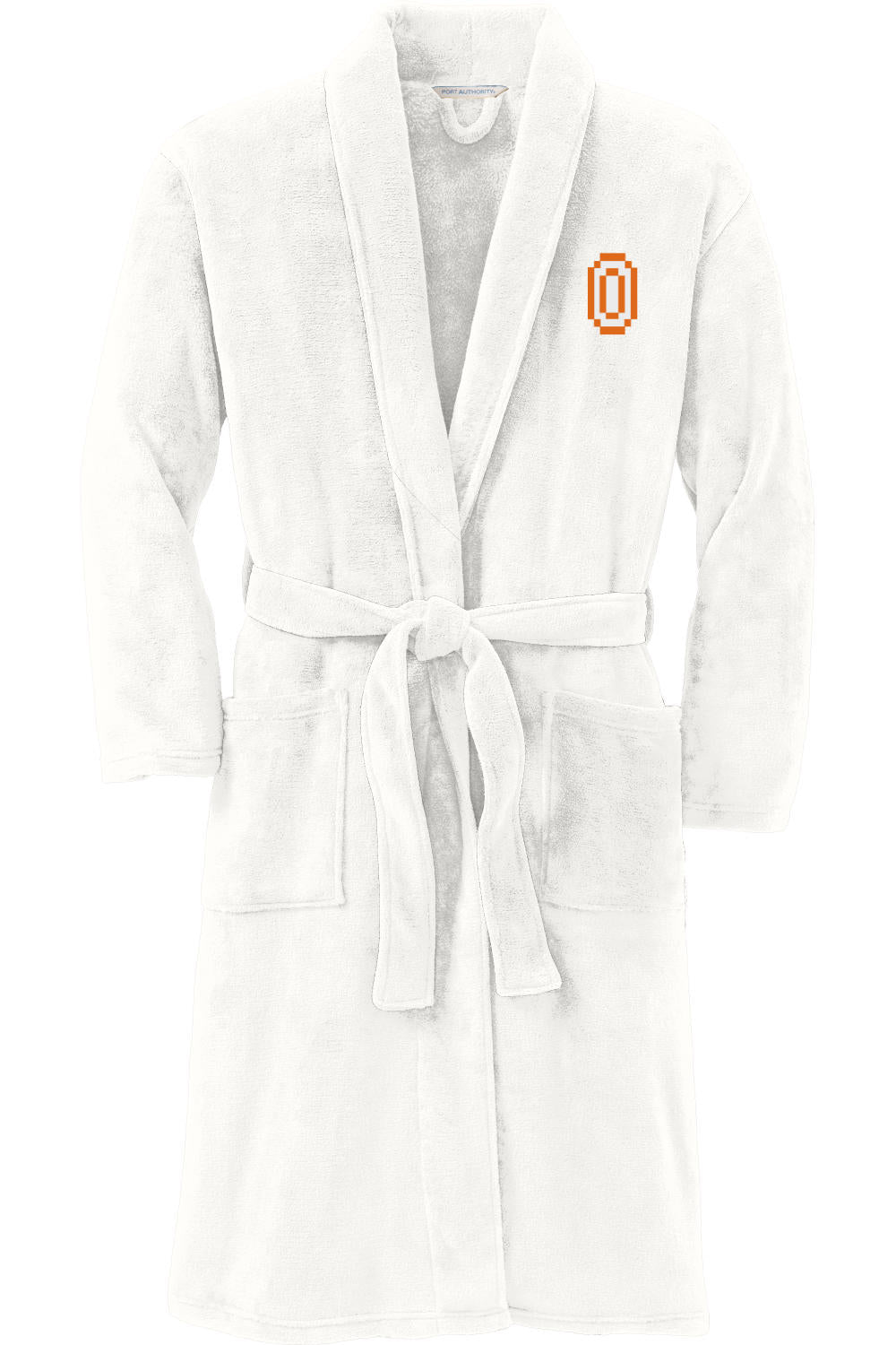 ICT Embroidered Robe