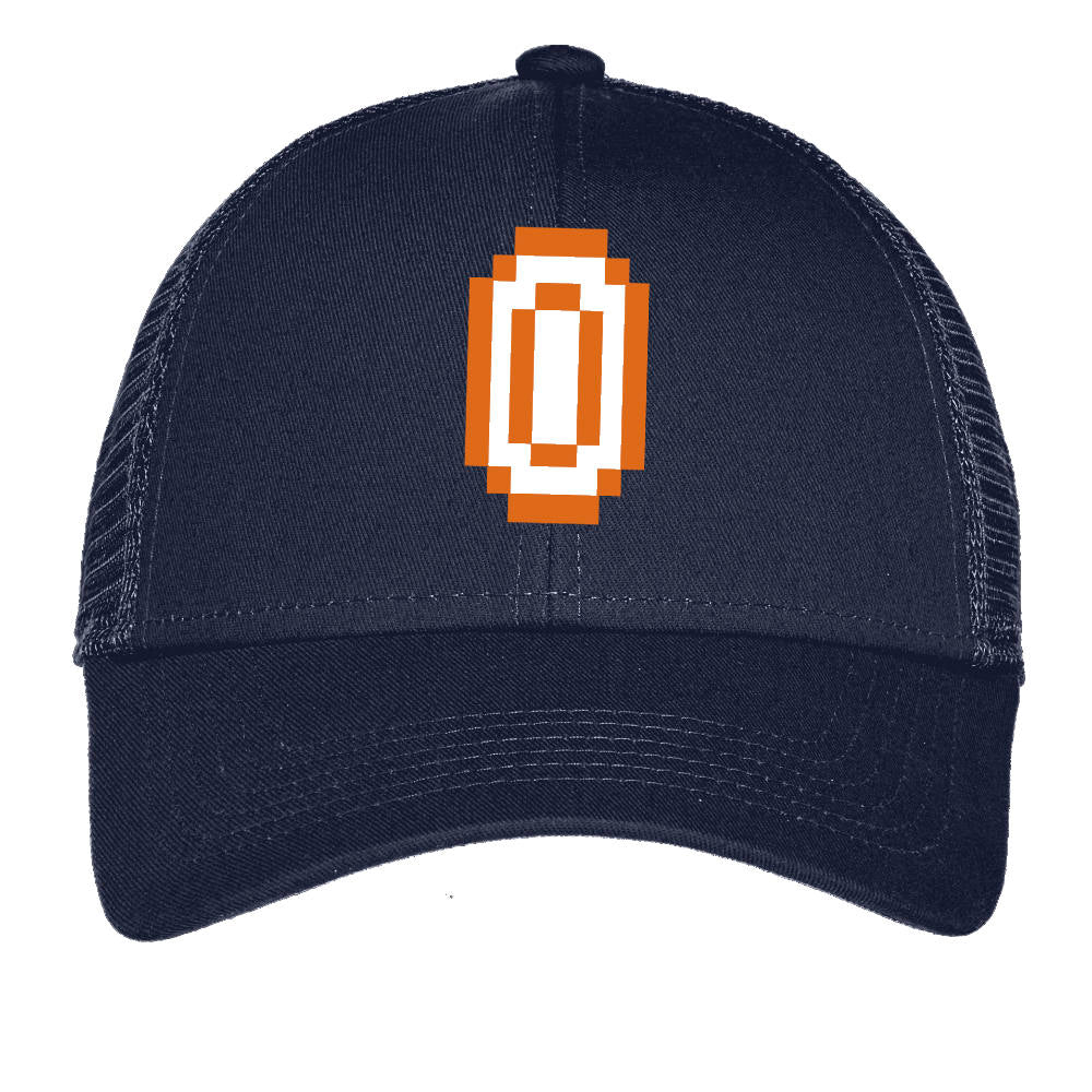 ICT Embroidered Coin Cap