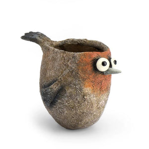 House Finch Bird Planter