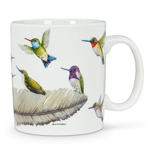 NEW!  Birds of a Feather Jumbo Mug