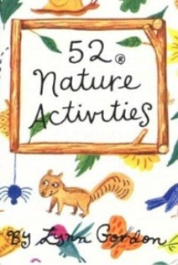 52 Nature Activities - Deck of Cards