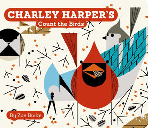 Charley Harper's Count the Birds Book