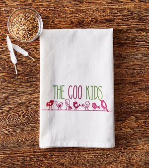 The Coo Kids Towel