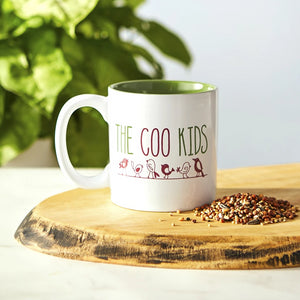 The Coo Kids Ceramic Mug