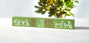 The Coo Kids Skinny Sign