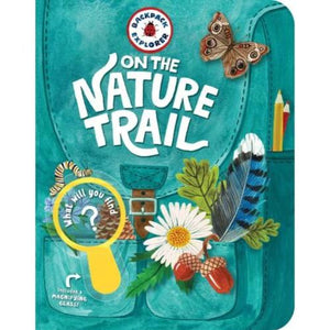 Backpack Explorer: On the Nature Trail Activity Book