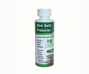 Bird Bath Protector in a 4 ounce bottle