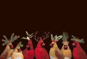 Artwork for Cardinal Party Placemats