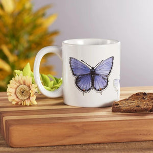 Eastern Tailed-Blue Butterfly Mug