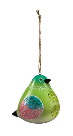 Bird Song Collection Hummingbird Ornament