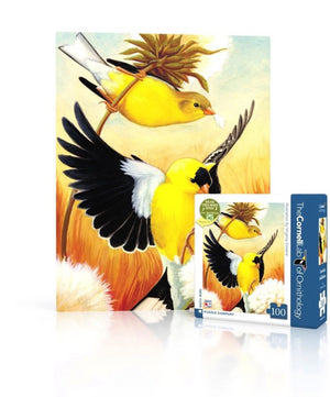 American Goldfinch Mini Puzzle