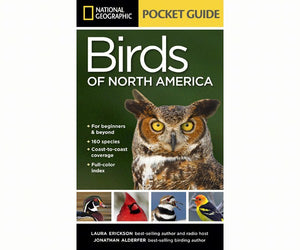 National Geographic Birds of North America Pocket Guide
